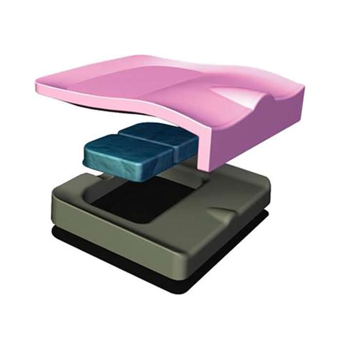Synergy Spectrum Gel Wheelchair Cushion