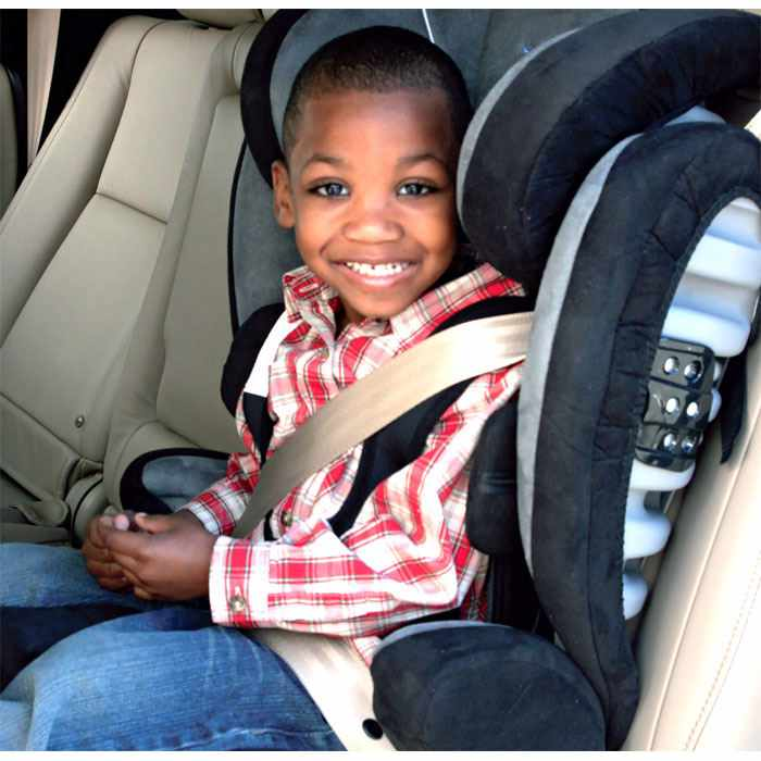Pilot car seat