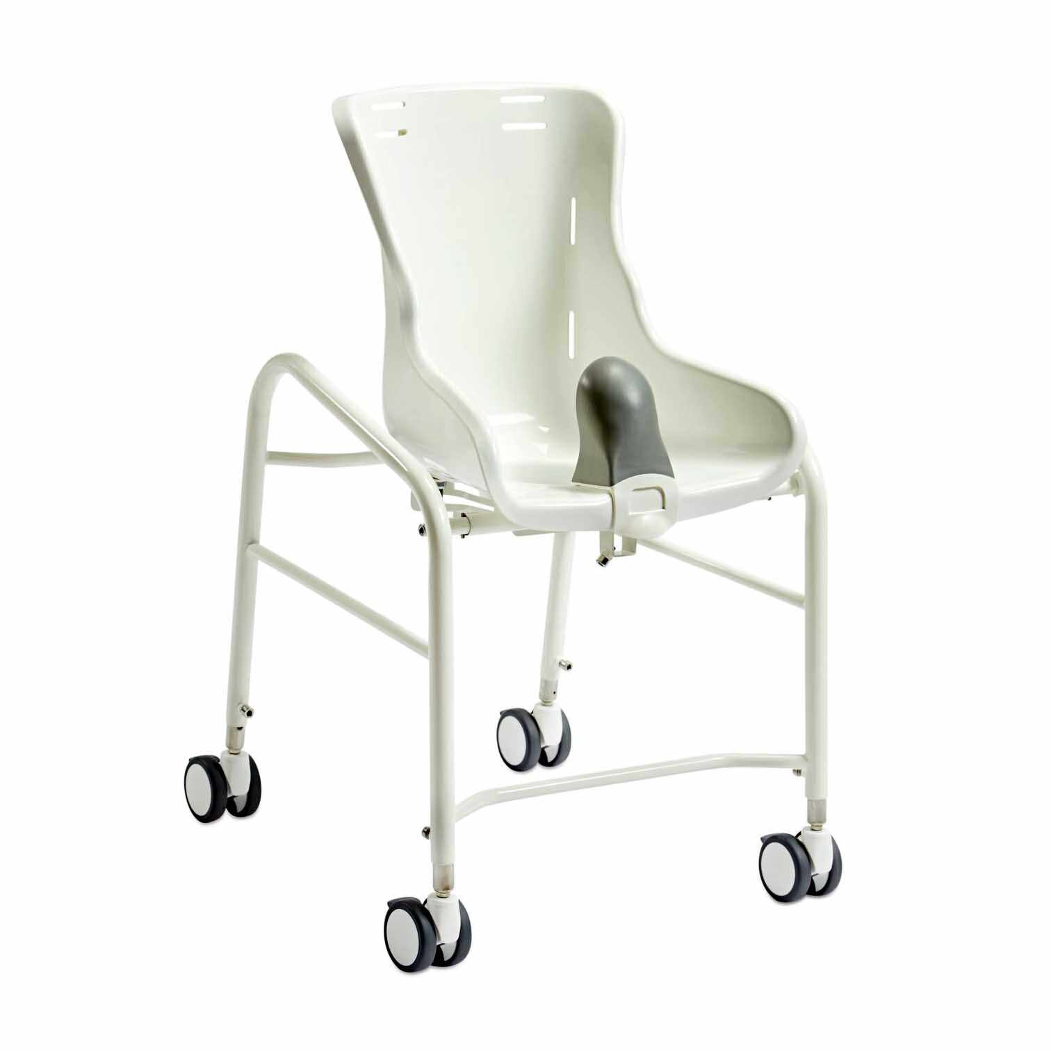 R82 Swan shower commode chair