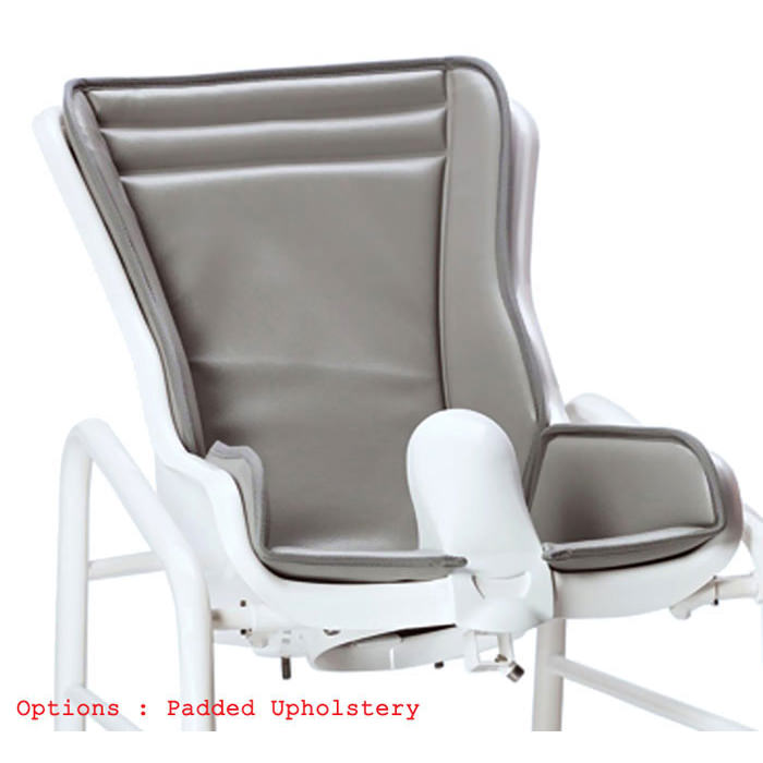 Swan shower chair