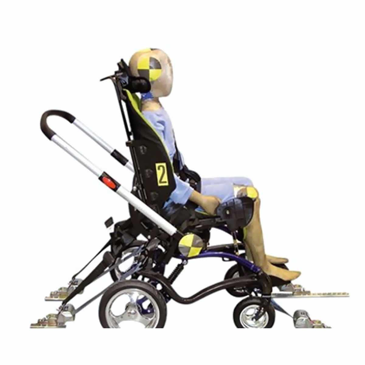 Stingray stroller