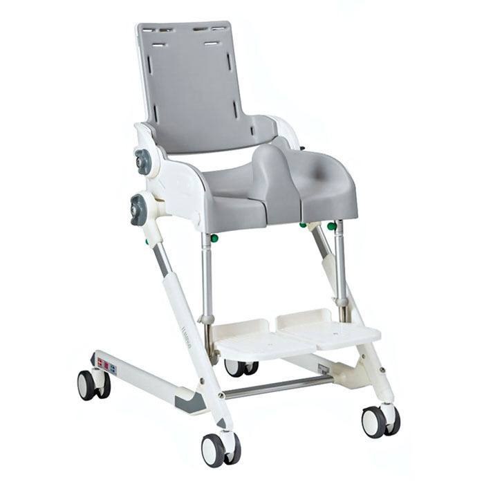 R82 Flamingo Shower Commode Chair
