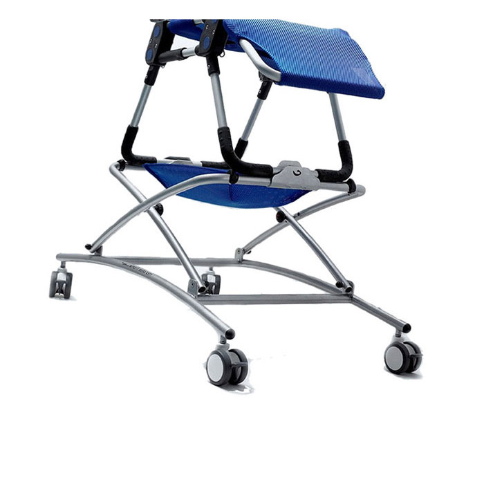 R82 rolling shower frame for Manatee bath chair