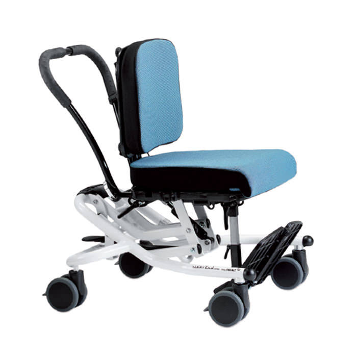 Wombat living activity chair with gas spring