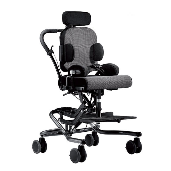 R82 wombat chair with gas spring
