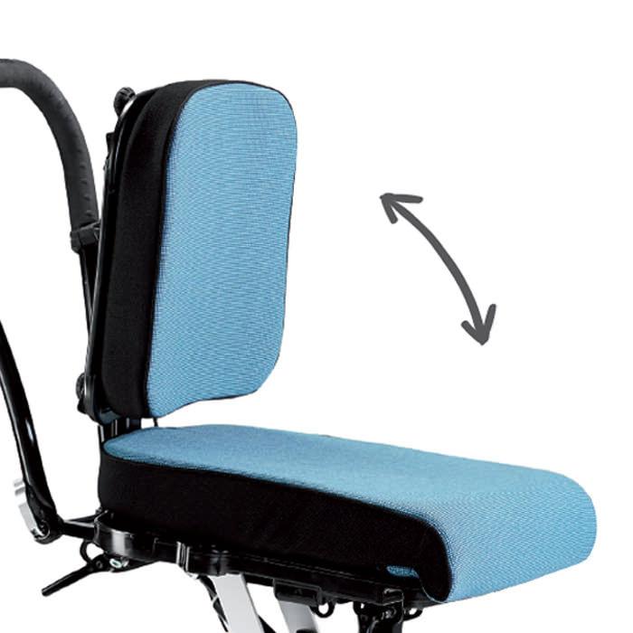 R82 wombat activity chair