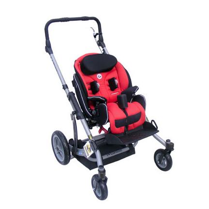 R82 Stingray tilt seating system with trekker mobility base