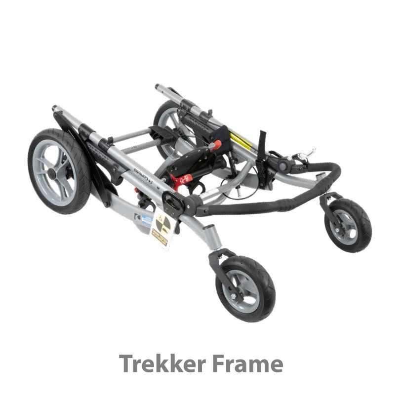 R82 Stingray with Trekker mobility base