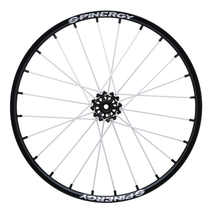 "Spinergy sport light extreme ""SLX"", X-laced wheels"
