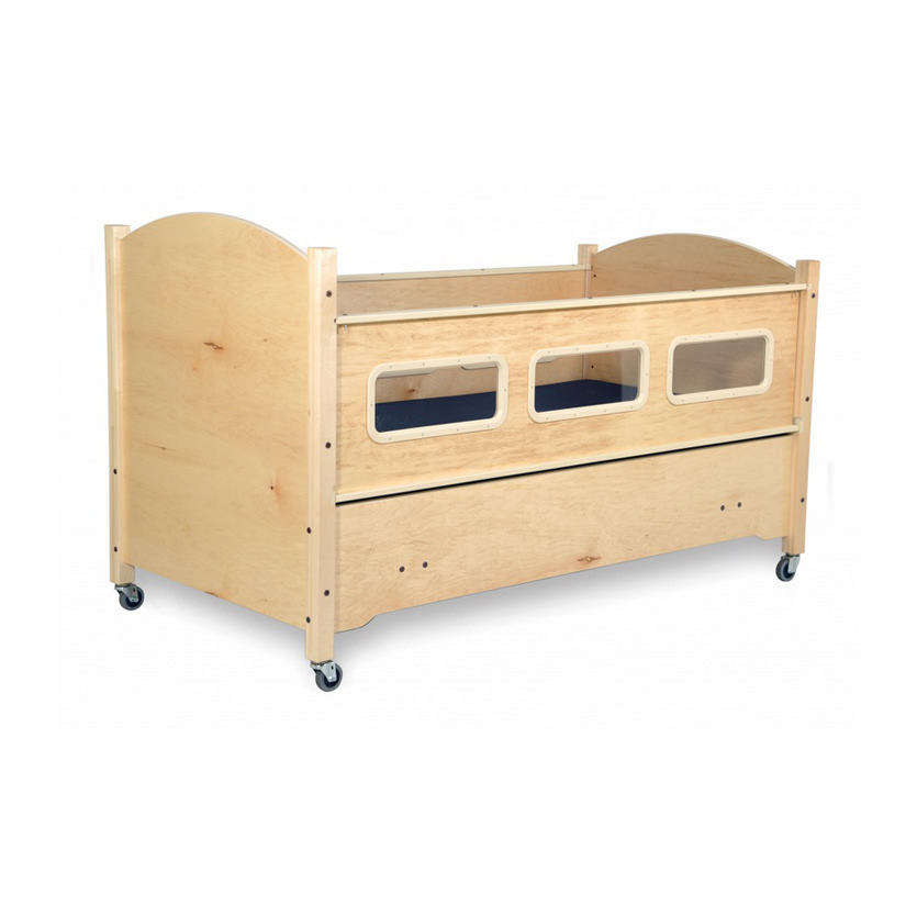 SleepSafe BASIC manual articulating safety bed - quick ship
