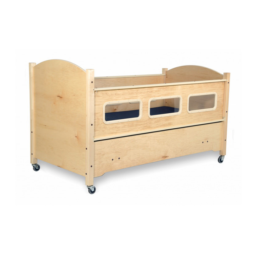 SleepSafe BASIC electric articulating safety bed - quick ship