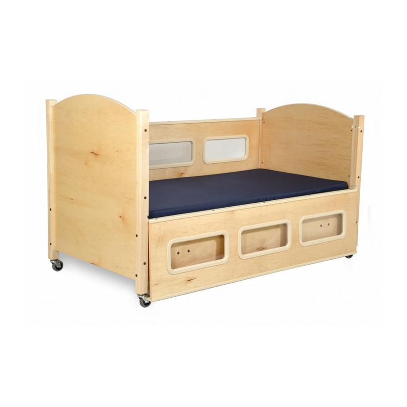 SleepSafe BASIC electric articulating safety bed