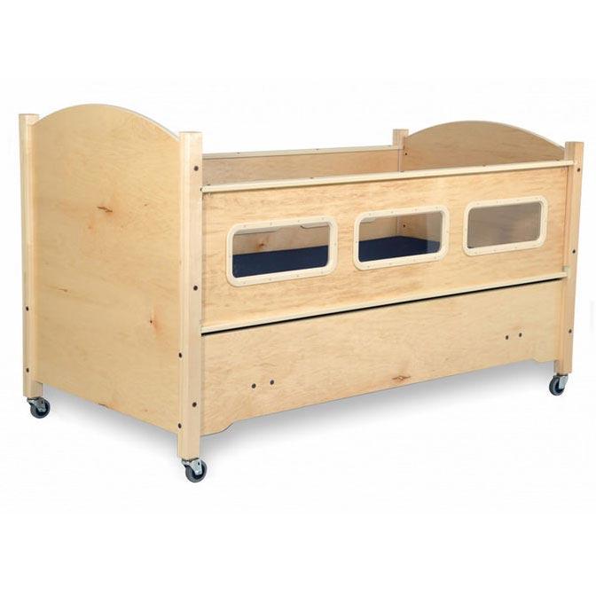 Sleepsafe Basic Fixed Safety Bed - Quick Ship