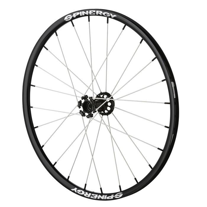 SPOX sport X-laced wheels