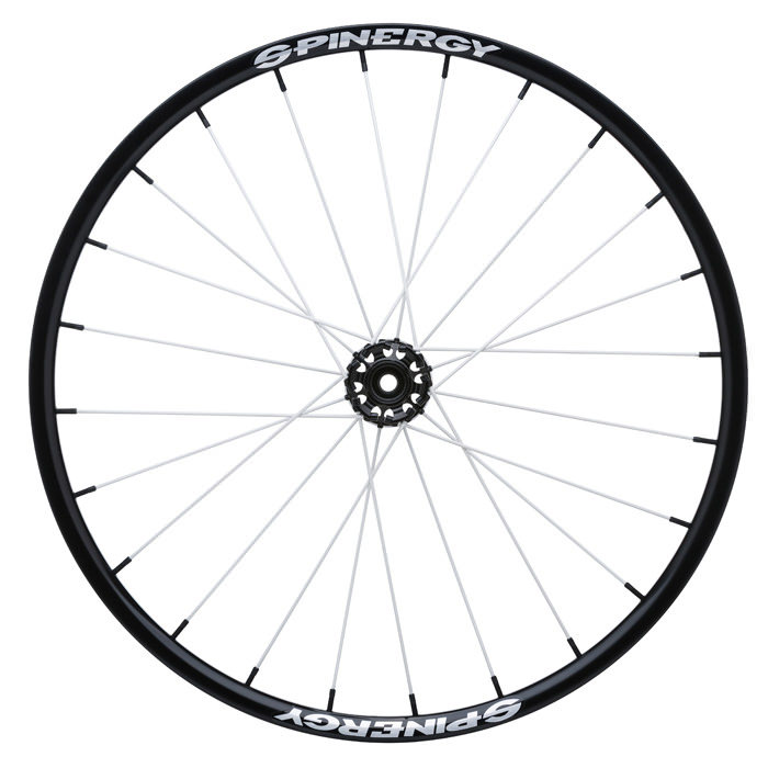 Spinergy SPOX sport X-laced wheels