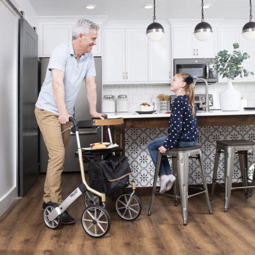 Lets Go Out Outdoor Rollator