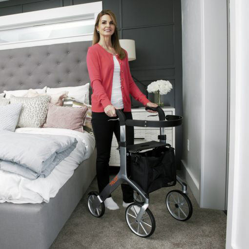 Lets Fly Outdoor Rollator