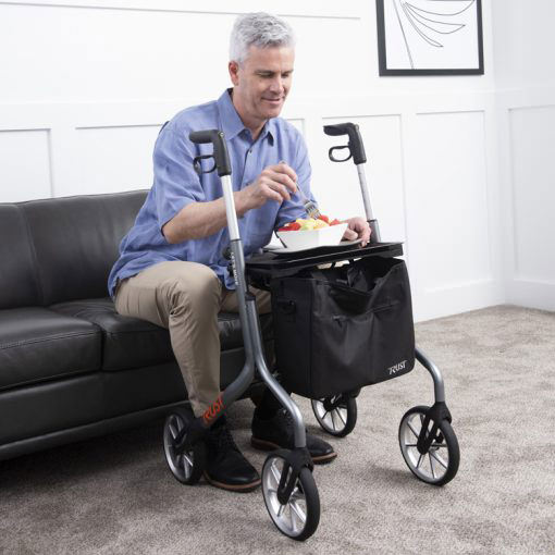 Lets Move Outdoor Rollator