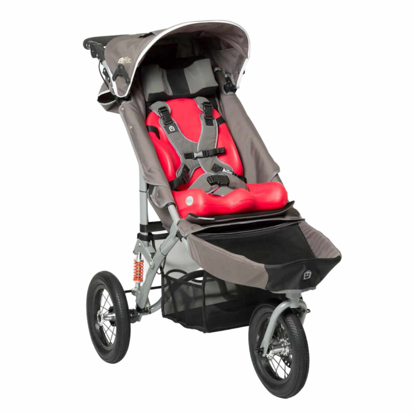 Special Tomato Jogger Stroller | Medicaleshop