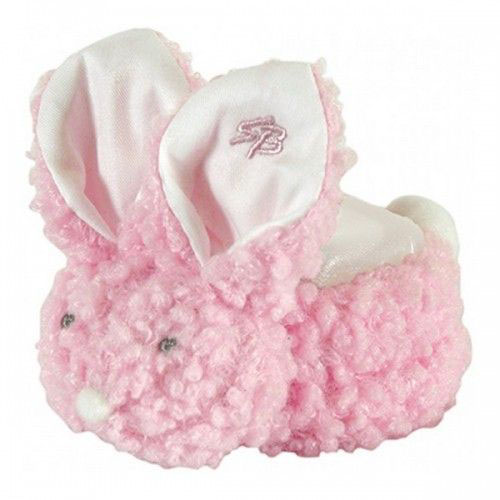 Stephan Baby Boo-Bunnie Comfort Toy, Woolly
