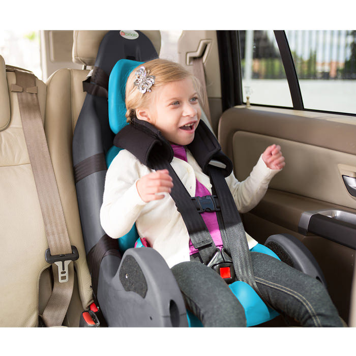 Special Tomato Mps Car Seat With Headrest | Medicaleshop