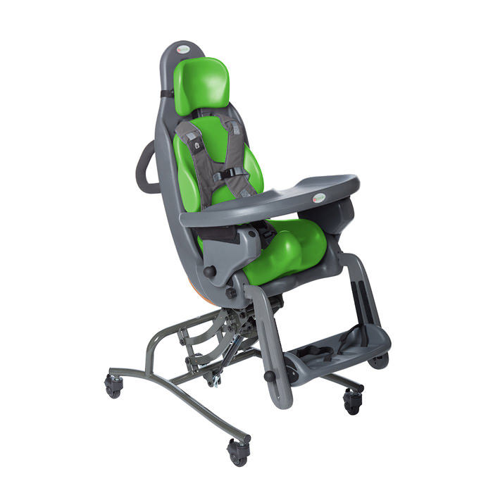 Special Tomato Mps Small Hi-Low Seating System | MPS Seating System (Small)