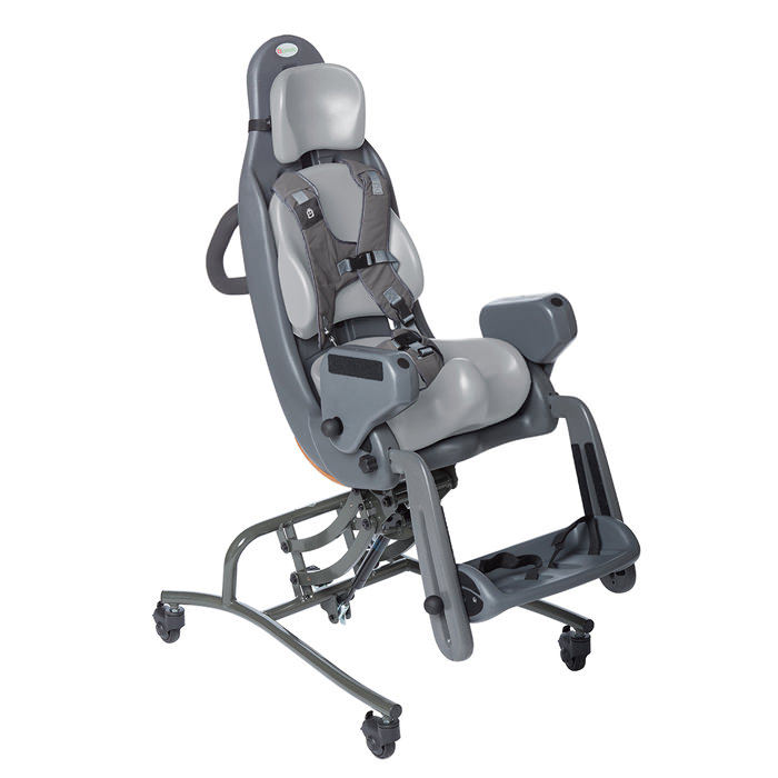 Special Tomato Mps Small Hi-Low Seating System | MPS Seating System (Hi-Low)