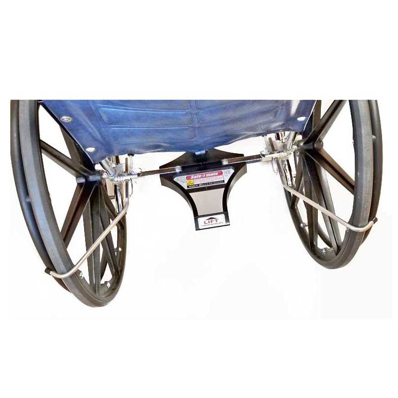 Safe-t Mate Anti-Rollback Wheelchair Device