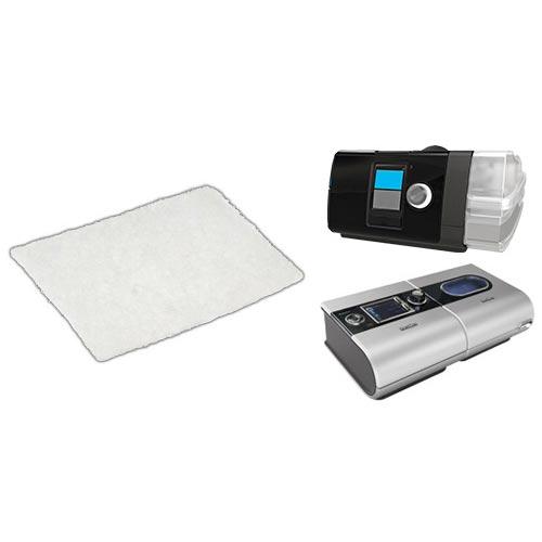 """Sunset S9 Series Foam Filter, Polyester Fiber, 2-1/4"""" x 13/8"""""""