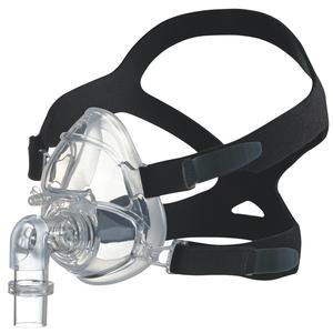 Sunset Classic Full Face CPAP Mask with Headgear, Large