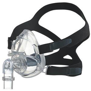 Sunset Classic Full Face CPAP Mask with Headgear, Small