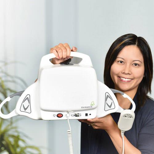 Savaria Portable ceiling lift - Easy to use lift