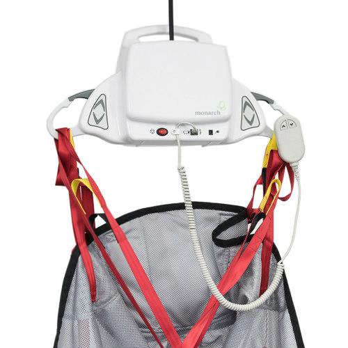 Savaria portable lift with optional sling