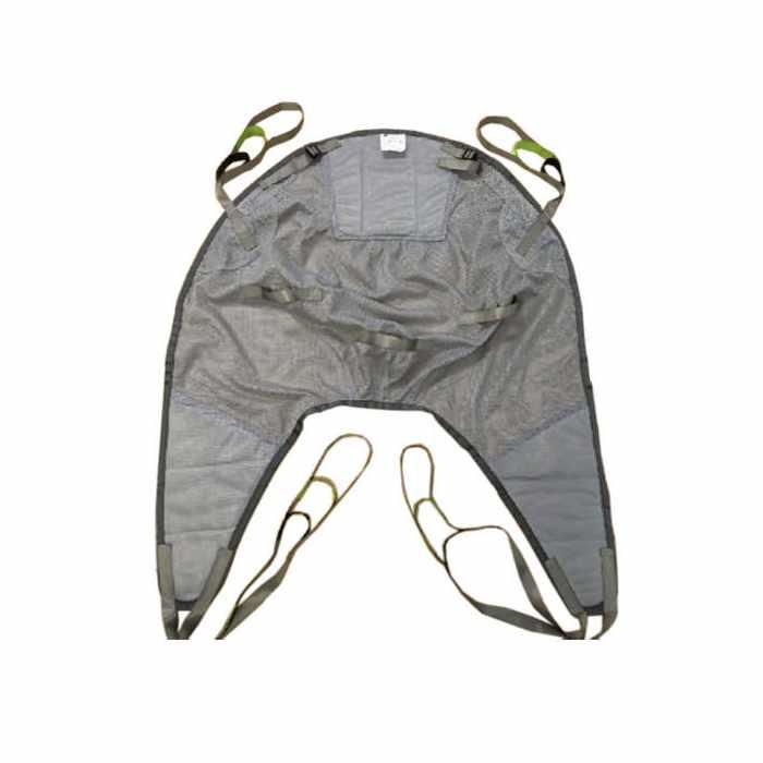 Savaria Universal mesh sling with adjustable head support