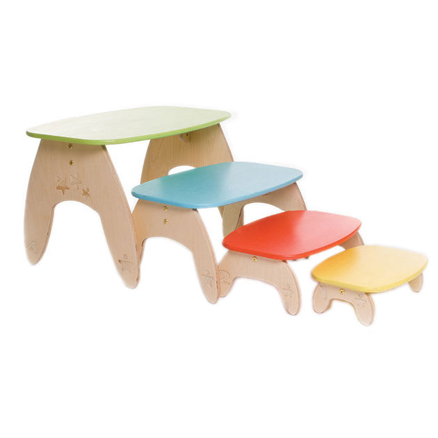 Smirthwaite Work 'N' Play Nesting Table
