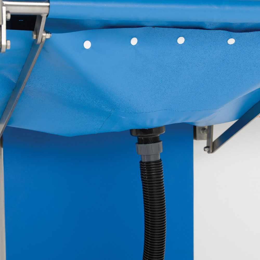 Smirthwaite Hi-Riser Shower Trolley