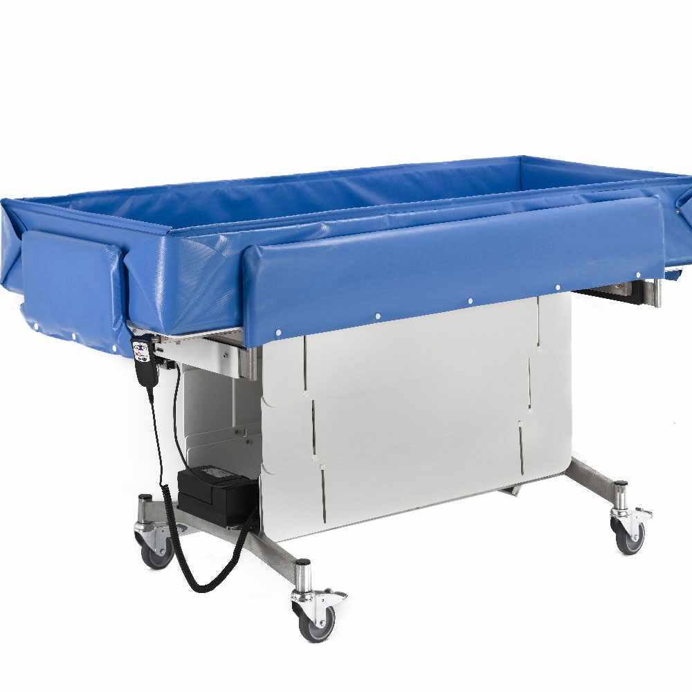 Smirthwaite Mobi Shower Trolley