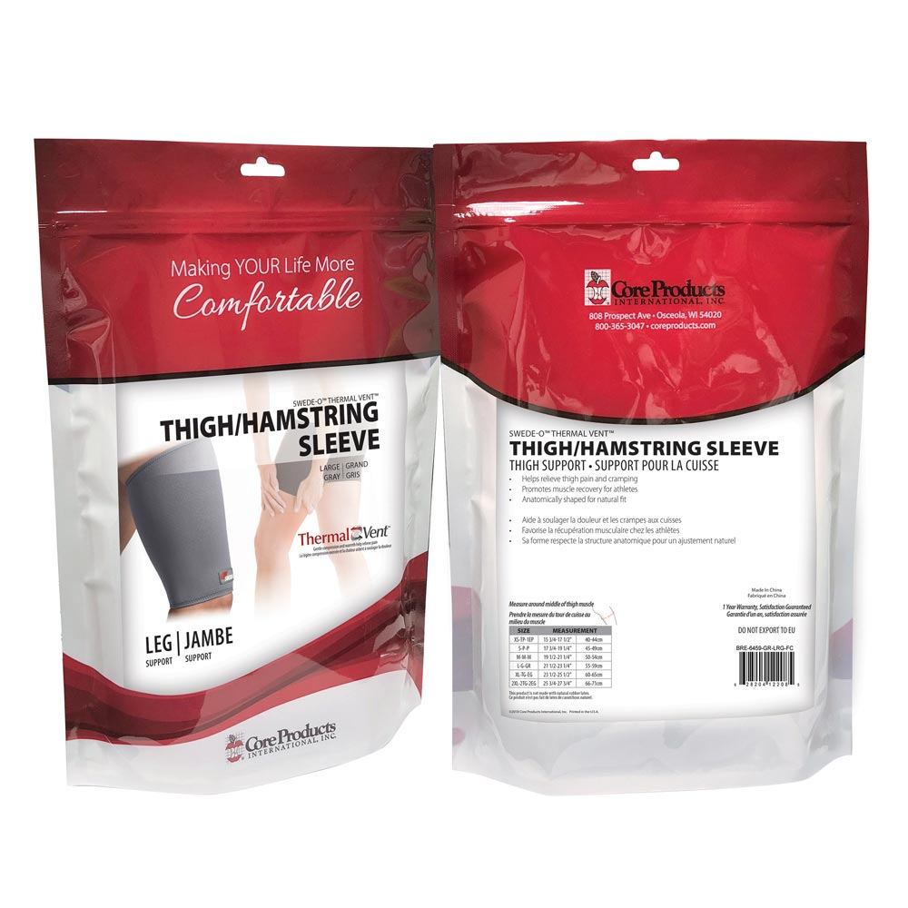 Swede-O Thermal Vent Thigh Hamstring Sleeve