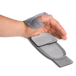 Swede-O Universal Wrist Wrap with Pad, small/medium