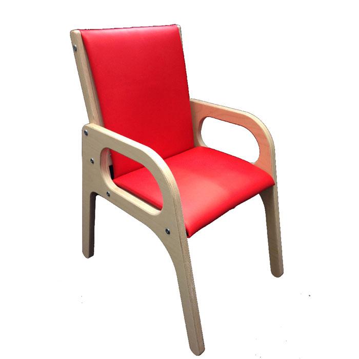 Smirthwaite Felix School Chair - Red