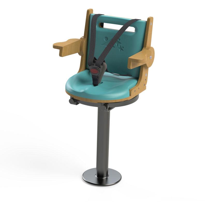 Smirthwaite Sunni Cafeteria Chair