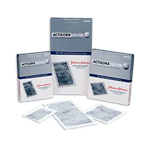 Actisorb Adhesive Silver Antimicrobial Dressing