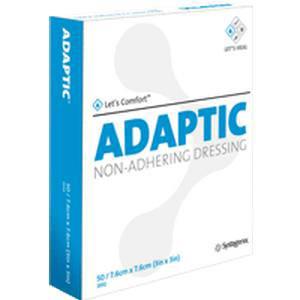 """Systagenix Adaptic Non-adhering Dressing Roll 3"""" x 60"""""""