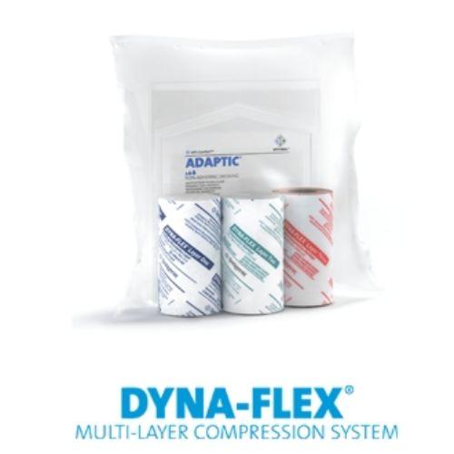 DYNA-FLEX 3 Layer Compression Bandage System