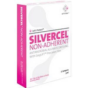 Silvercel Non Adherent Antimicrobial Alginate Dressing