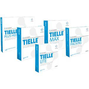 "Systagenix Tielle Lite Adhesive Dressing 3-1/8"" x 5-7/8"""