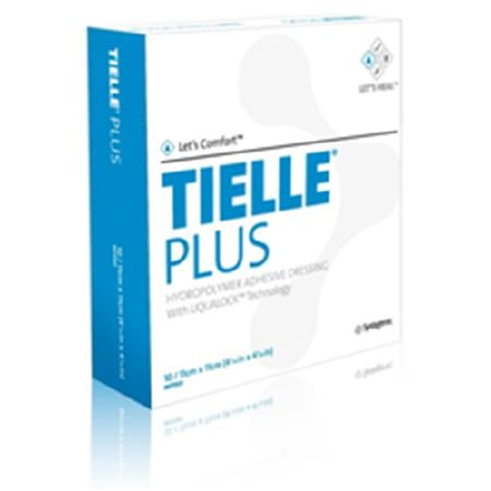 Tielle Plus Adhesive Hydropolymer Dressing