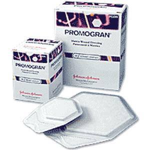 "Systagenix Promogran Wound Dressing Sterile, 19"" sq"