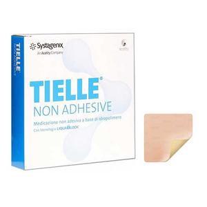 Systagenix Tielle Essential Non-Adhesive Foam Dressing, 4 x 4 Inch