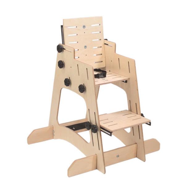 TherAdapt height adjustable feeding chair